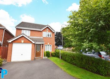 Thumbnail 3 bed detached house to rent in Wren Way, Mickleover, Derby