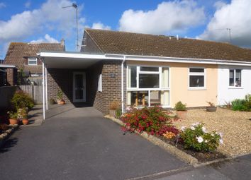 Thumbnail 3 bedroom semi-detached bungalow for sale in Wesley Close, Southwick, Trowbridge