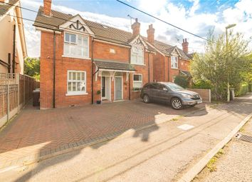3 bed semi-detached house for sale in Cove Road, Fleet, Hampshire GU51