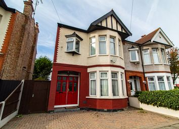 Thumbnail 4 bed semi-detached house for sale in St Benets Road, Souhend-On-Sea