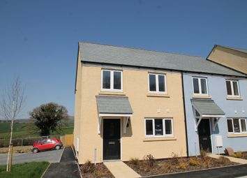 Thumbnail 3 bed end terrace house for sale in Moyles Park, Modbury, Ivybridge