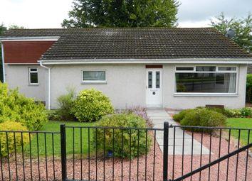 Thumbnail 2 bed bungalow for sale in Kirkfield Road, Kirkfieldbank, Lanark