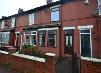 Thumbnail 3 bed terraced house for sale in Wellfield Street, Warrington, Warrington