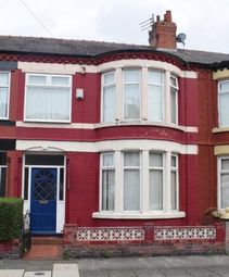 Thumbnail 3 bed terraced house to rent in Inigo Road, Liverpool