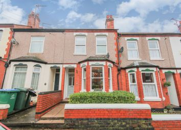 3 bed terraced house for sale in Stanway Road, Coventry CV5