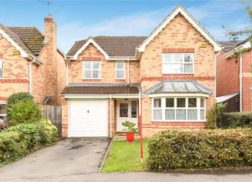 Thumbnail 4 bed detached house for sale in Percivale Road, Chandler's Ford, Eastleigh, Hampshire