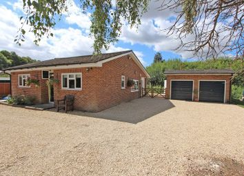 Thumbnail 3 bed detached bungalow for sale in Kimbridge, Romsey