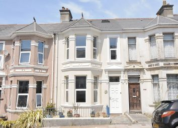 Thumbnail 5 bed terraced house for sale in Old Park Road, Peverell, Plymouth