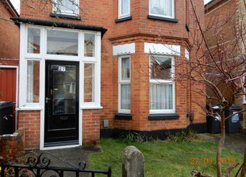 Thumbnail 2 bedroom flat to rent in Stanfield Road, Winton, Bournemouth