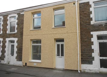 Thumbnail 3 bed terraced house to rent in Leslie Street, Port Talbot, Neath Port Talbot.
