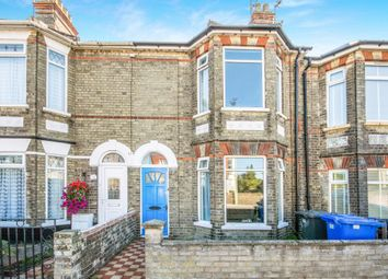 Thumbnail 4 bed terraced house for sale in London Road South, Lowestoft