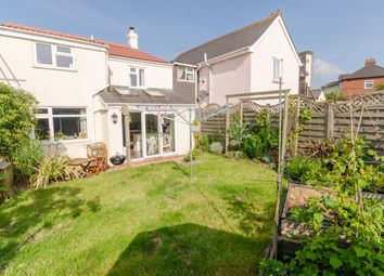 Thumbnail 3 bed semi-detached house to rent in Station Road, Pinhoe, Exeter, Devon