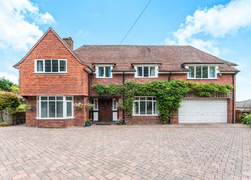 Thumbnail 5 bedroom detached house for sale in Pennsylvania Road, Exeter