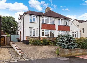 Thumbnail 4 bed semi-detached house for sale in Overhill Way, Beckenham