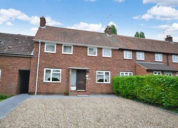 Thumbnail 3 bed terraced house for sale in Pleshey Road, Ford End, Chelmsford