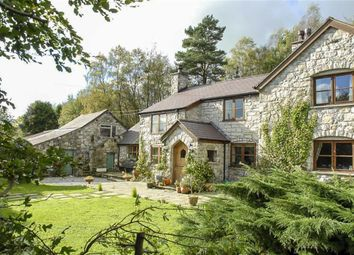 Thumbnail 3 bedroom detached house for sale in Pen Y Coed, Pant Du Road, Eryrys, Mold