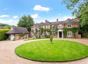 Thumbnail 5 bed detached house for sale in Rectory Close, Etchingham Road, Etchingham, East Sussex