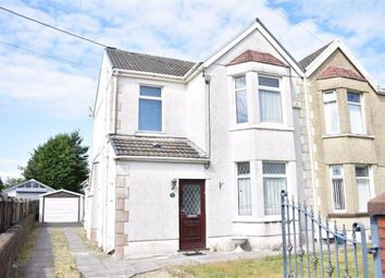 3 bed semi-detached house for sale in Castle Street, Loughor, Swansea SA4