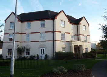 Thumbnail 2 bed flat to rent in Whitehouse Drive, Lichfield