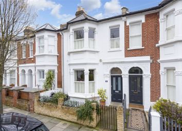Thumbnail 4 bed terraced house for sale in Iffley Road, Brackenbury Village, London