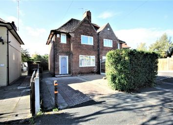 Thumbnail 3 bed semi-detached house to rent in Oakwood Lane, Leeds, West Yorkshire