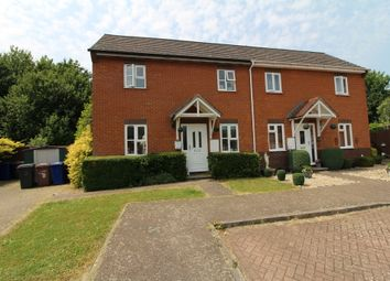 Thumbnail 2 bedroom semi-detached house for sale in Lutus Close, Clare, Sudbury