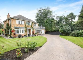Thumbnail 4 bed detached house for sale in Silverdale Drive, Wilmslow, Cheshire, .