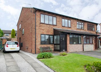 Thumbnail 2 bed flat for sale in Bexhill Grove, Birches Head, Stoke On Trent