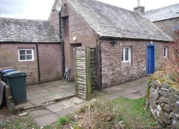 Thumbnail 1 bed cottage to rent in Willoughby Street, Muthill, Crieff