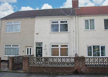 Thumbnail 2 bed terraced house for sale in West View, West Cornforth, Ferryhill, Durham