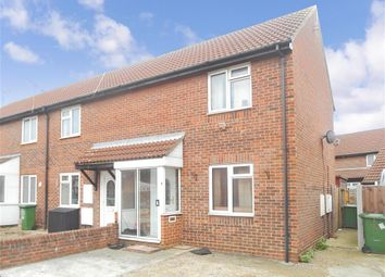 Thumbnail 1 bedroom end terrace house for sale in Medoc Close, Basildon, Essex