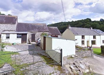 Thumbnail Land for sale in Lancych, Near Bwlchygroes, Carmarthenshire
