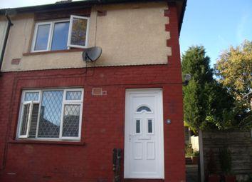 Thumbnail 2 bed semi-detached house to rent in Elms Road, Stalybridge