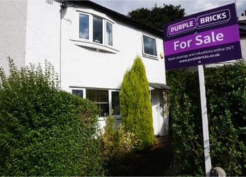 Thumbnail 3 bedroom semi-detached house for sale in Newville Drive, Manchester