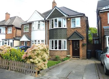 Thumbnail 3 bed semi-detached house for sale in Arran Road, Hodge Hill, Birmingham