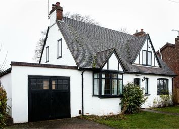Thumbnail 3 bedroom detached house for sale in Silver Fox Crescent, Woodley, Reading, Berkshire