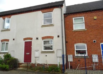 Thumbnail 2 bed town house for sale in Druid Street, Hinckley