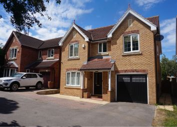 Thumbnail 4 bed detached house for sale in Brow Wood Road, Batley