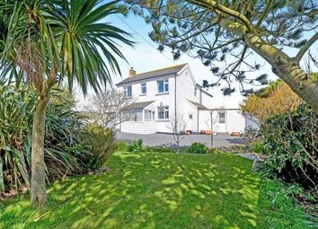 Thumbnail 3 bed detached house for sale in Mawgan Porth, Newquay, Cornwall