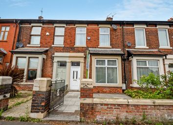 Thumbnail 3 bedroom terraced house for sale in 74 Lytham Road, Fulwood, Preston
