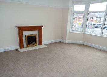 Thumbnail 2 bed flat to rent in Heathwood Road, Winton, Bournemouth