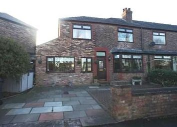 Thumbnail 3 bed semi-detached house for sale in Derby Drive, Warrington
