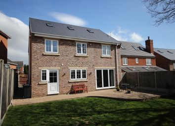 Thumbnail 5 bedroom detached house for sale in Field View Close, Westwood