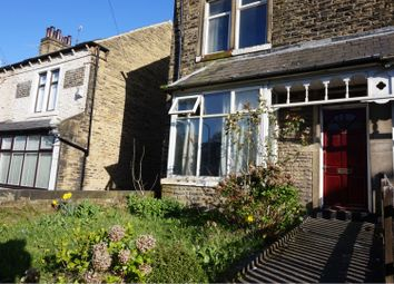 Thumbnail 4 bed end terrace house for sale in Queens Road, Bradford