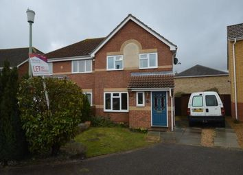 Thumbnail 3 bed property to rent in Calthorpe Close, Bury St. Edmunds