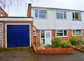 Thumbnail 2 bed terraced house to rent in Irwell Close, Basingstoke, Hampshire