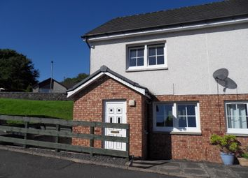 Thumbnail 2 bed semi-detached house for sale in Creemills Walk, Newton Stewart
