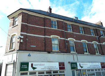Thumbnail 1 bed flat for sale in Oxford Street, Oakengates, Telford