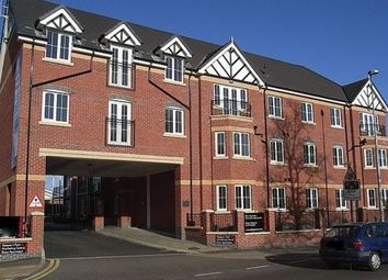 Thumbnail 2 bed flat for sale in Pillory Street, Nantwich