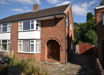 3 bed semi-detached house for sale in Atherstone Road, Trentham, Stoke-On-Trent ST4